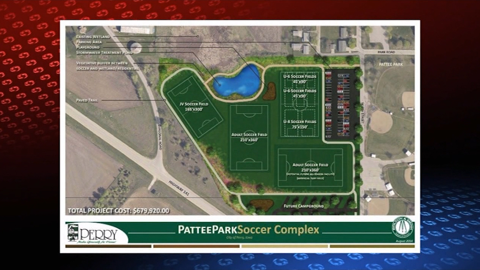 Delays Continue As Perry Soccer Complex Declared Unfit For Athletes