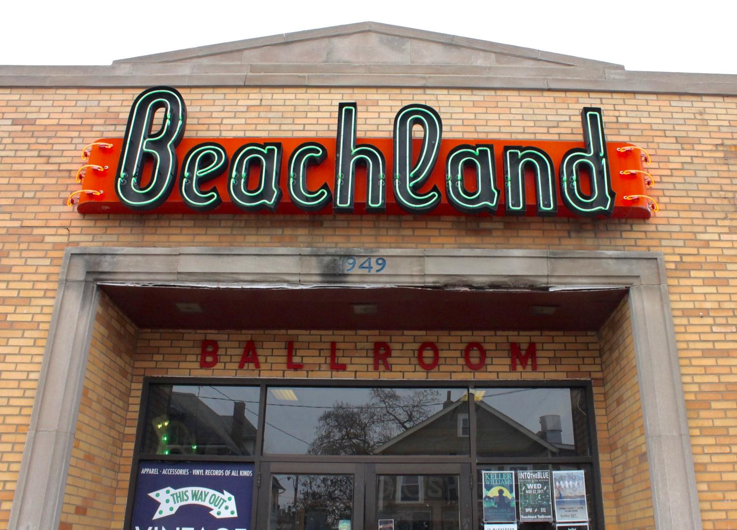 "<p>The Beachland Ballroom and Tavern has it all: a music venue, record store, vintage and curiosities shop, and of course, a tavern. If you pop in on a Sunday, you'll even find a DJ there spinning their favorite vinyl for their ""Rockin' Brunch."" They are located in Cleveland's Waterloo Arts and Entertainment District in the North Shore Collinwood neighborhood of Cleveland. ADDRESS: 15711 Waterloo Rd., Cleveland, OH 44110 / Image: Rose Brewington // Published: 11.22.17<br></p>"