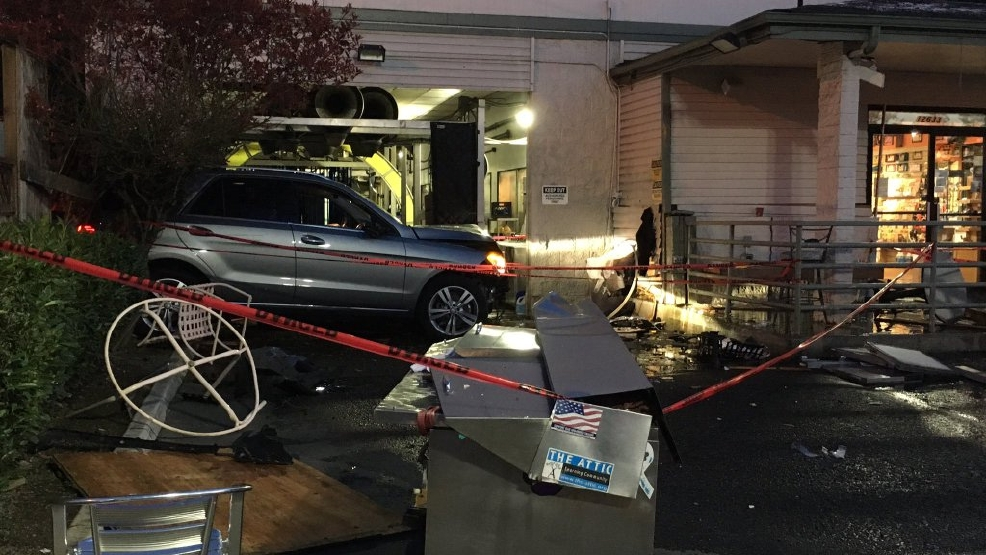 car wash kirkland	  Woman crashes through fence, hits employee at Kirkland car wash | KOMO