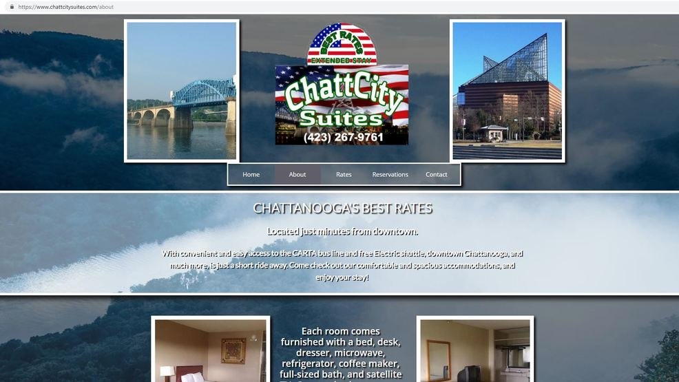 Chatt City Suites residents have to be out by end of January