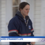 Postal carrier saves the life of a stranger