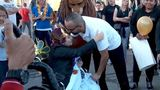 West Valley unites for little girl in her final days