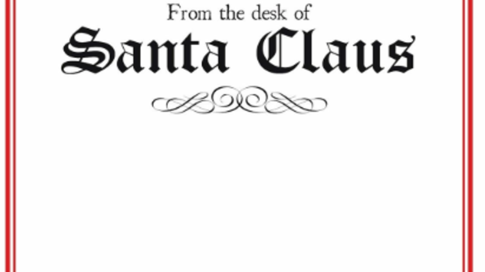 answer letters to santa claus with post office s operation santa wkef