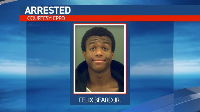 Felix Beard was arrested after a SWAT standoff in far east El Paso.