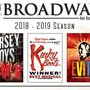Broadway in El Paso lineup announced for 2018-19 season