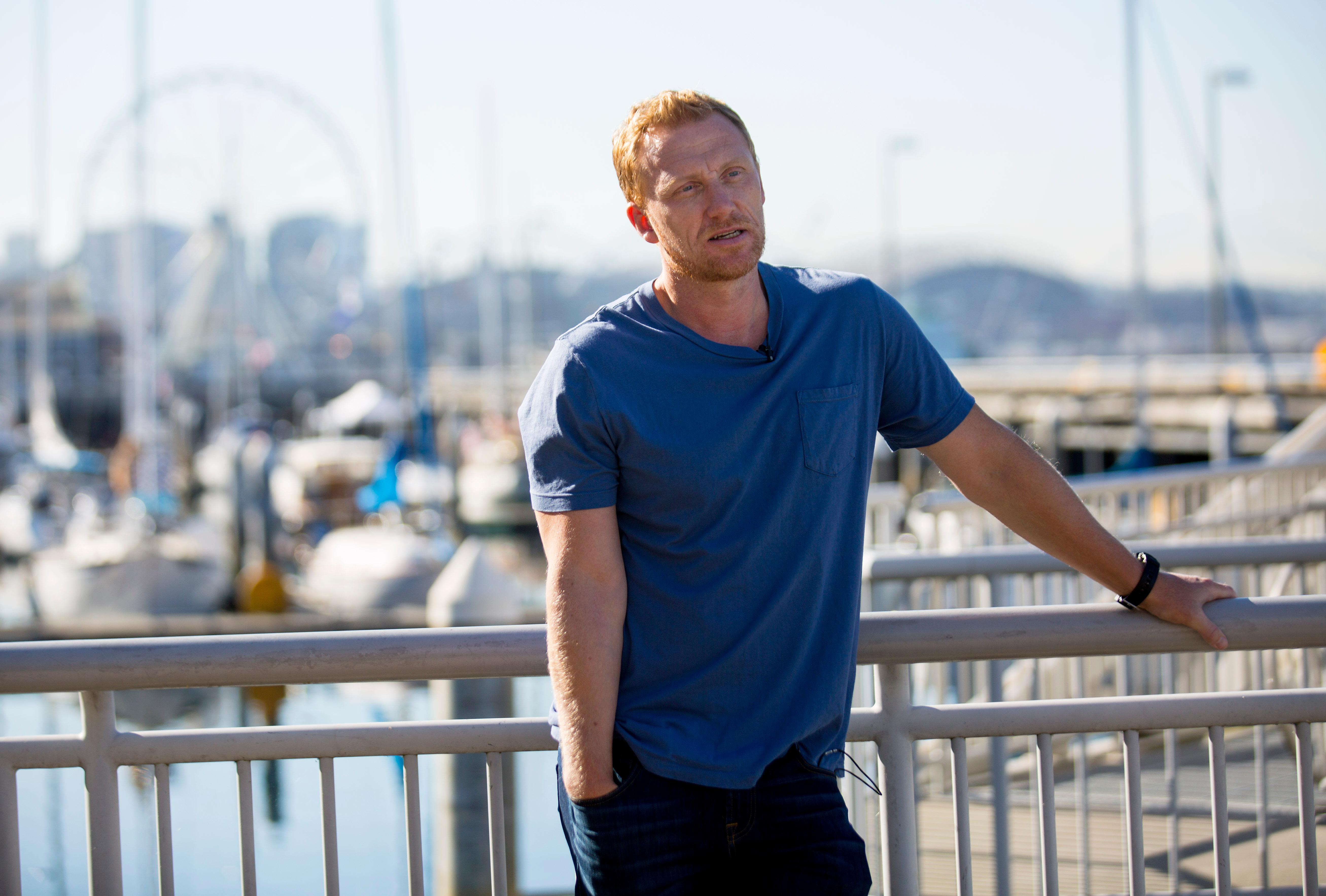 5 things we learned from Kevin McKidd of \'Grey\'s Anatomy\' | KOMO