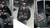 LVMPD: Armed man sought after robbing a business on Charleston and Pecos