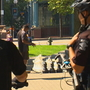 Police step up patrols outside King Co. courthouse after complaints of crime, threats