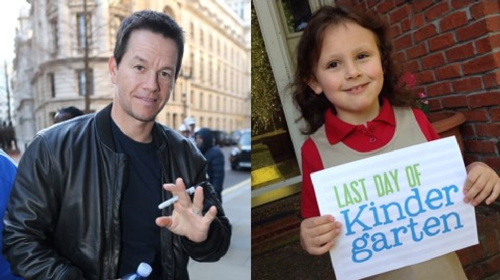 VIDEO: Mark Wahlberg sends message to Tennessee girl graduating kindergarten