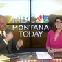 Olympian Darian Stevens goes live with NBC Montana Today