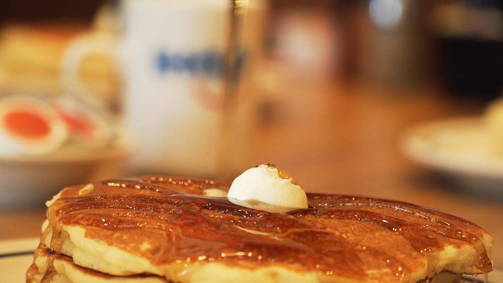 Ihop Free Pancake Day Flip It Forward For The Kids Komo