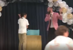 Utah teacher shares custom handshakes, dances with departing 6th graders in new video collin seastrand (8).PNG
