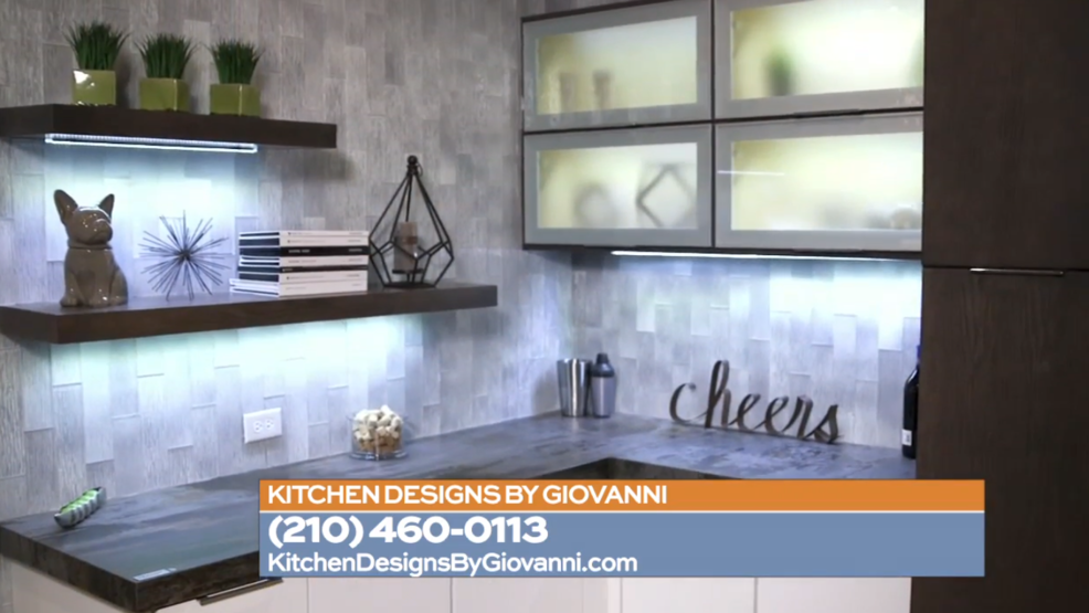 Get The Kitchen And Bathroom Of Your Dreams | WOAI