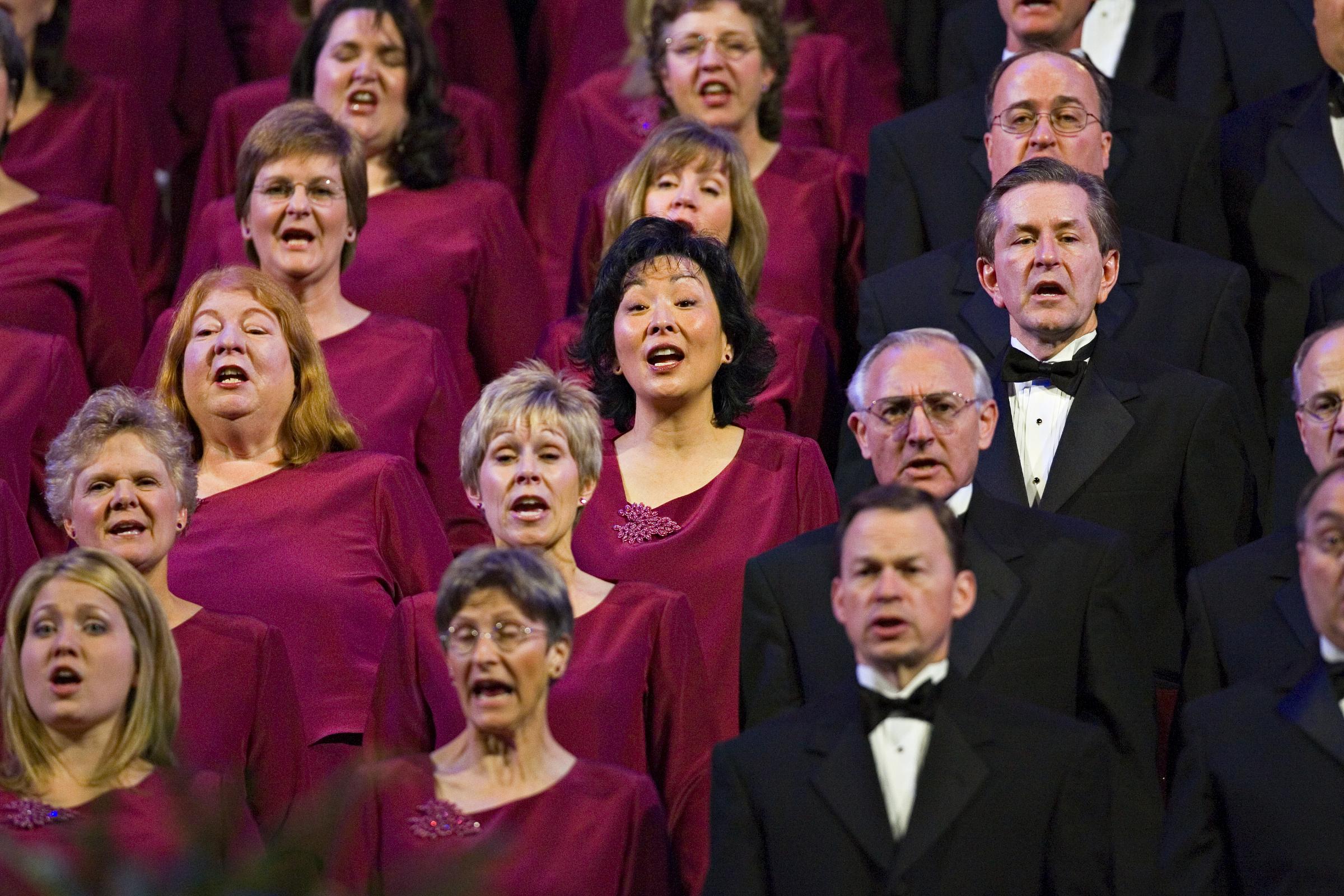Mormon Tabernacle Choir announces 2018 tour | KUTV
