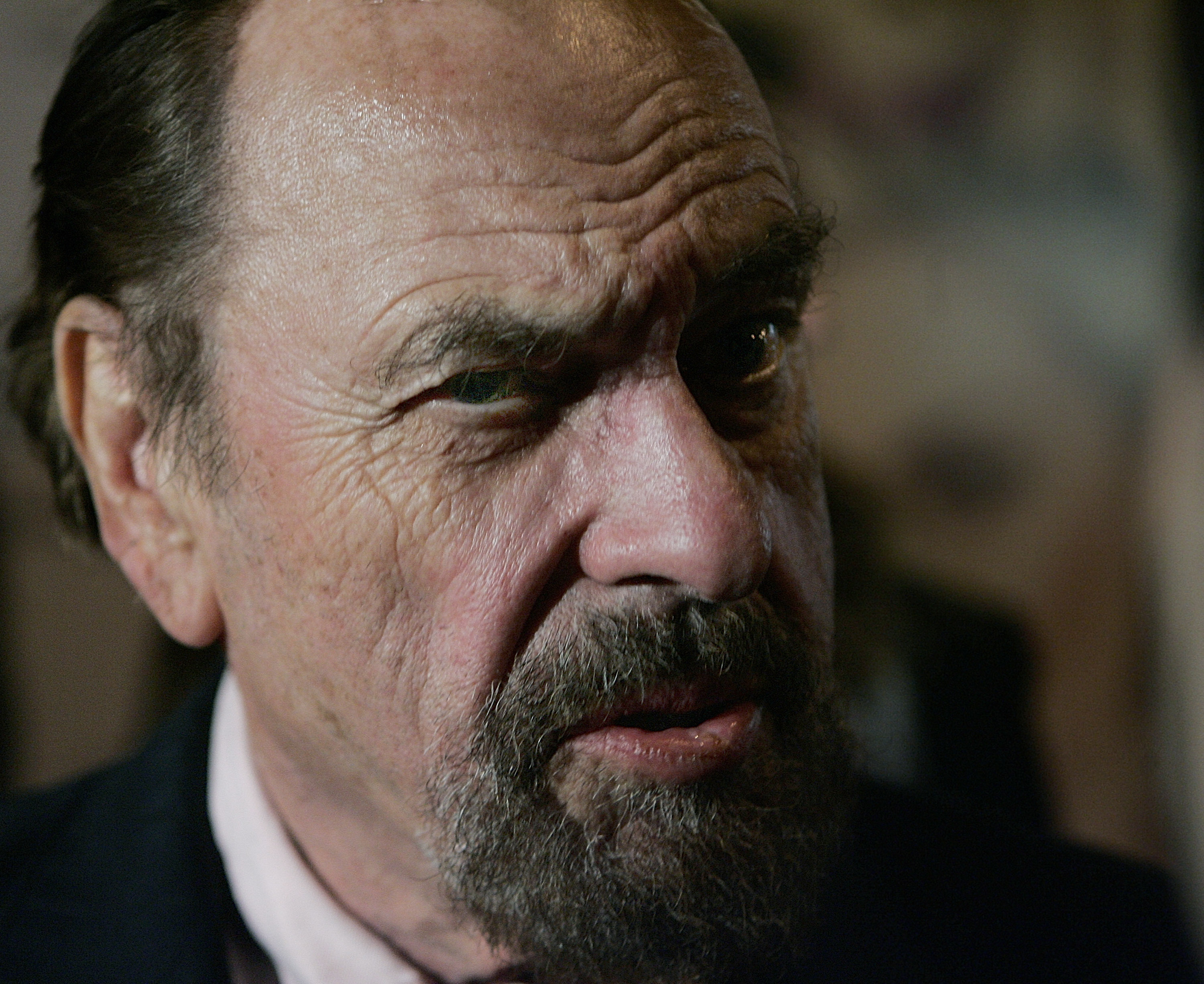 "FILE - In this Friday, Oct. 13, 2006, file photo, actor Rip Torn attends the New York premiere of ""Marie Antoinette."" Award-winning television, film and theater actor Torn has died at the age of 88, his publicist announced Tuesday, July 9, 2019. (AP Photo/Stephen Chernin, File)"
