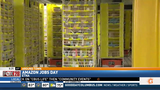 Cam Around Town: Amazon Jobs Day