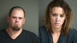 Sheriff's K9 deputy tracks, captures suspects who stole vehicle in Douglas County