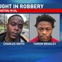 Police search for two armed robbery suspects in Huntington