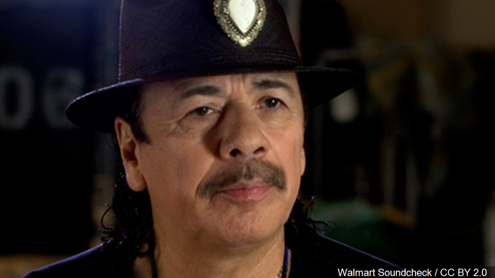 Legendary rock-and-roll icon Carlos Santana planning tour stop in Austin