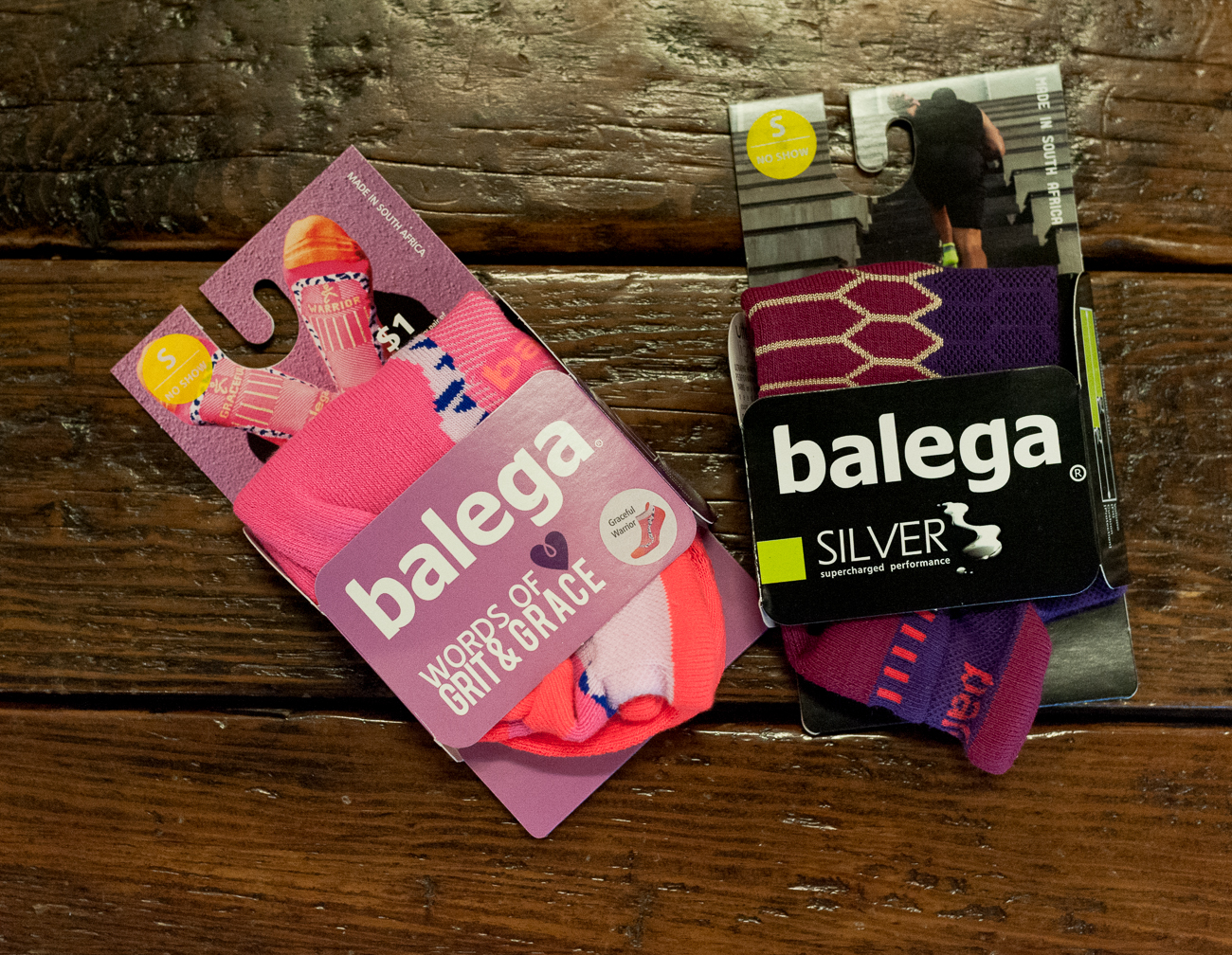 Balega socks{ }/ Image: Kellie Coleman // Published: 6.23.20