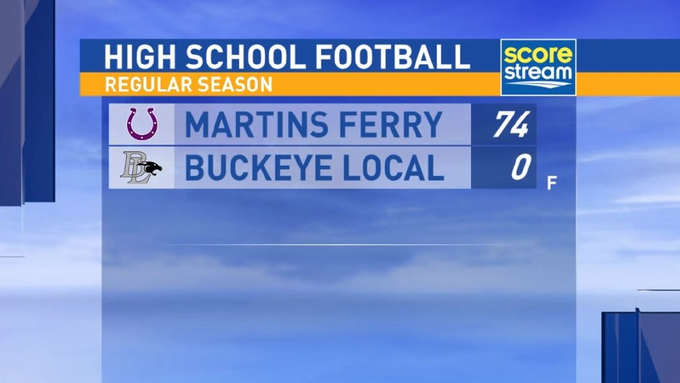 8.26.16 Highlights: Martins Ferry at Buckeye Local