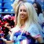 Patriots welcome back cheerleader alumni, including NBC 10 employee