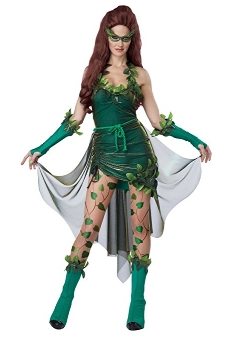California Costumes Women's Lethal Beauty Costume (Amazon Prime Now)<p></p>