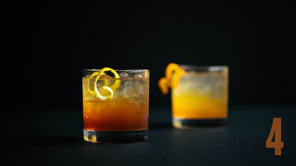 #4 - One of our writers went in search of Cincy's best Old Fashioned. The results may (or may not) surprise you. Either way, we bet you'll be hankering for an Old Fashioned. (Pictured: Old Fashioned from Metropole) / Image courtesy of Metropole