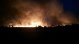 Rhea Fire grows as firefighters face historic fire danger in western Oklahoma