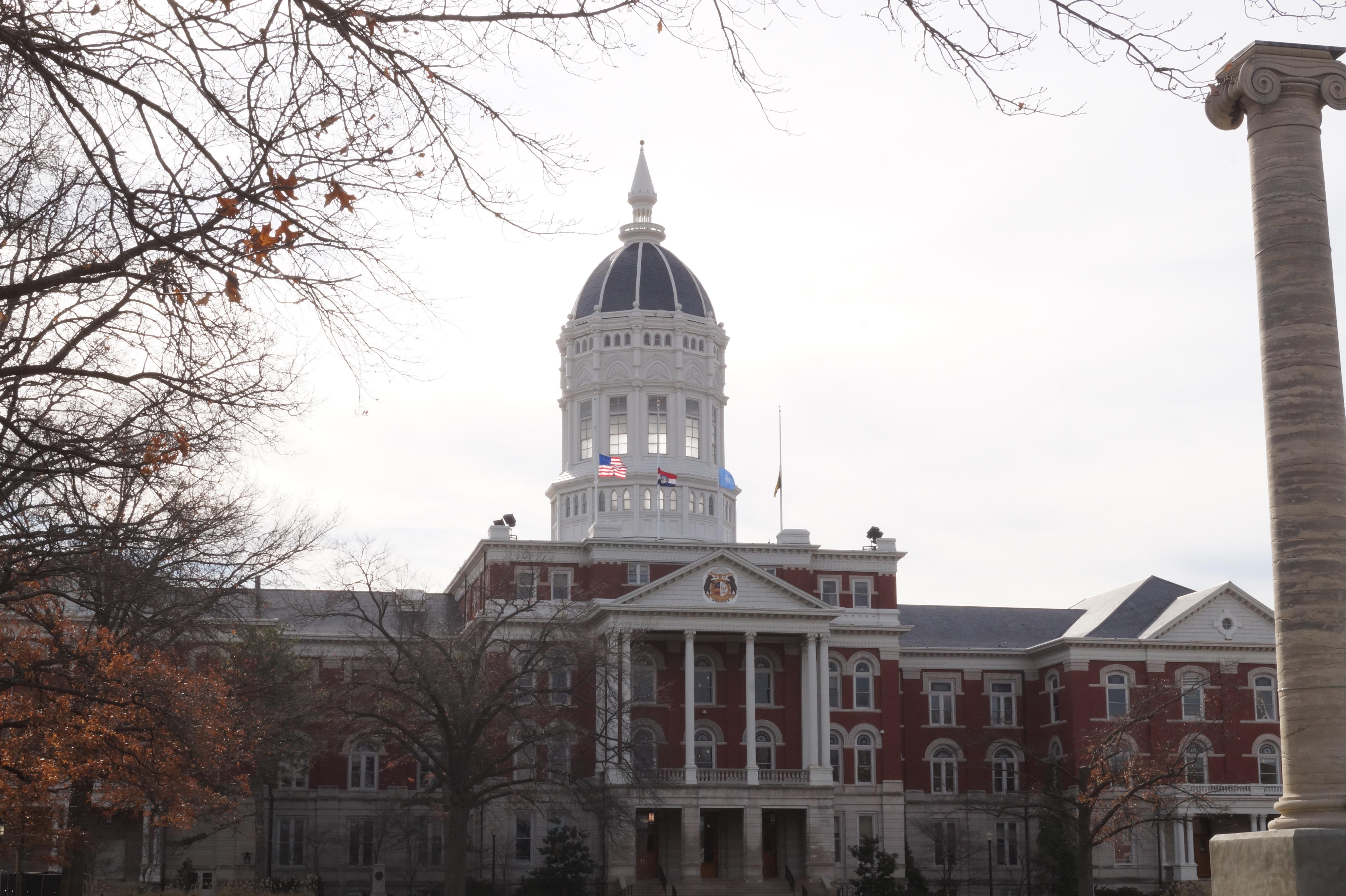 Police were investigating a threat on the Mizzou campus. (KRCG 13)<p></p>