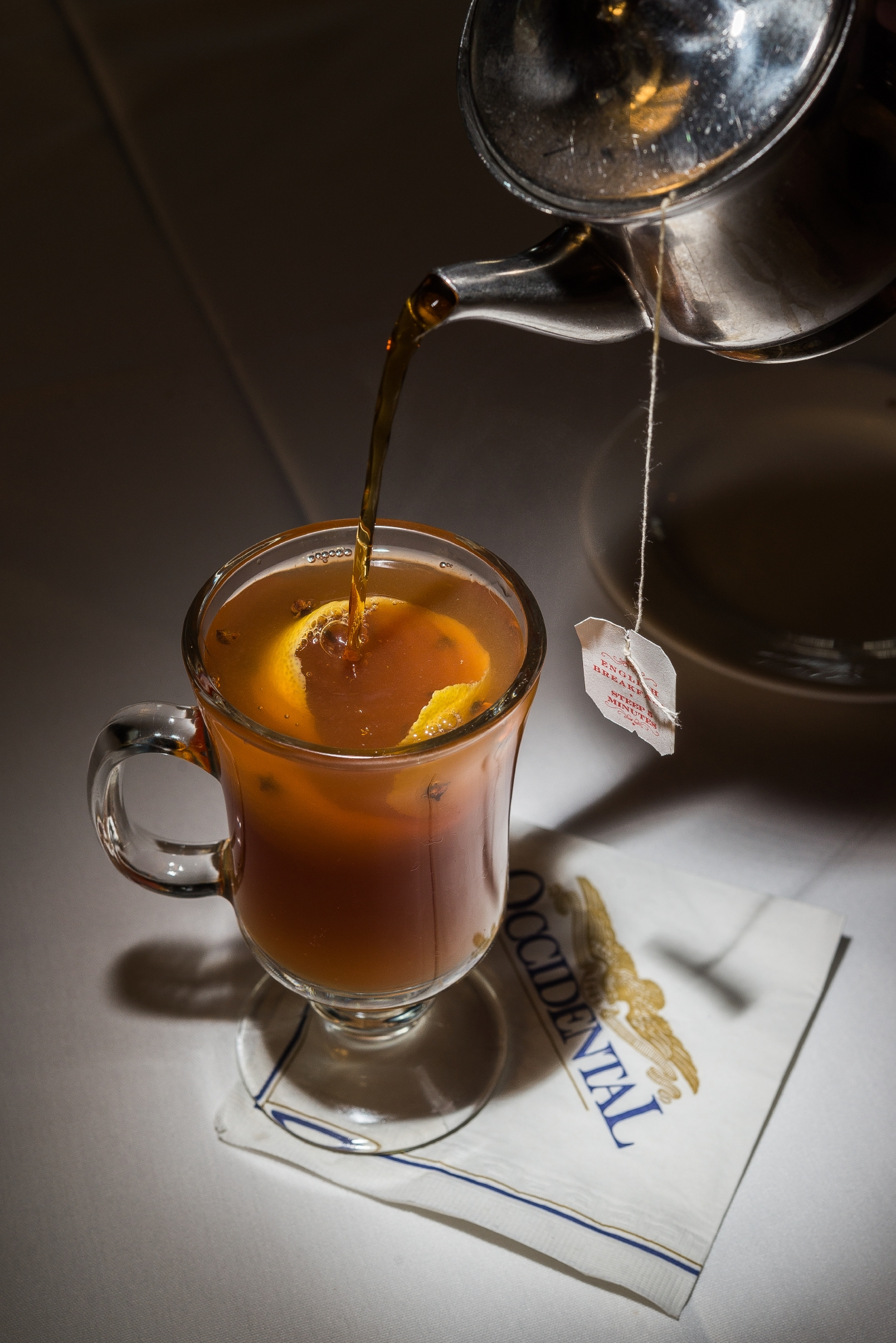 All those made-up food and drink holidays may be a marketing ploy, but Hot Toddy Day (January 11) can't come at a more fitting time. The holidays are over, and the long, cold, depressing winter looms before us. D.C. bartenders are turning up the heat with boozy beverages tricked out with citrus juices, teas, infused spirits, honey and spices that are perfect après-ski or after work. Grab a mug and get steeped! (Image: Rey Lopez)