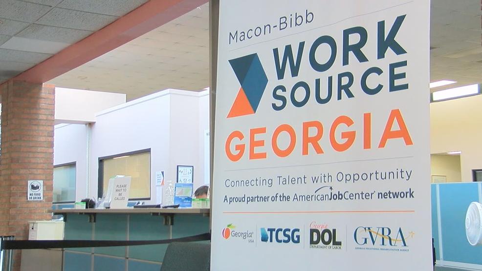 Bibb co. unemployment rate falls in 2018 wgxa