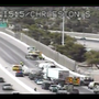 Crash involving two semis blocks all northbound lanes on I-515/U.S. 95 near Charleston