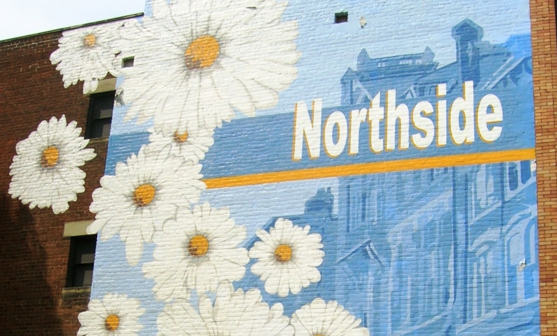 Welcome to Northside (Image: Ericka McIntyre)