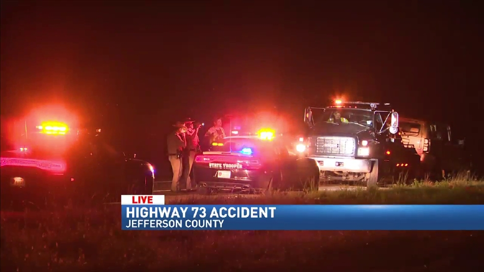 6 hurt in accident on Hwy 73
