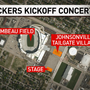 What to expect for Packers Kickoff Weekend Concert