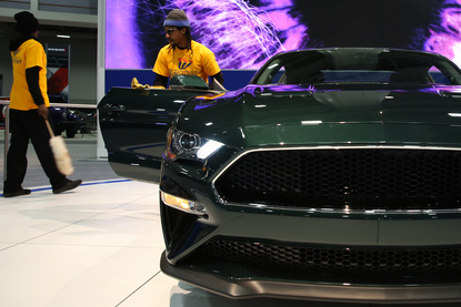 The Washington Auto Show Brought The Coolest Cars To DC DC Refined - Washington dc car show discount tickets