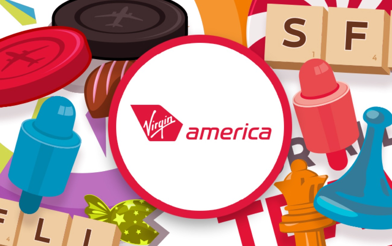 <p>In 2012, Virgin America approached WHBV for assistance in developing the story and a theme for their 2013 Refresh event and executing it through print and digital components. / Image courtesy of We Have Become Vikings // Published: 7.18.18</p>