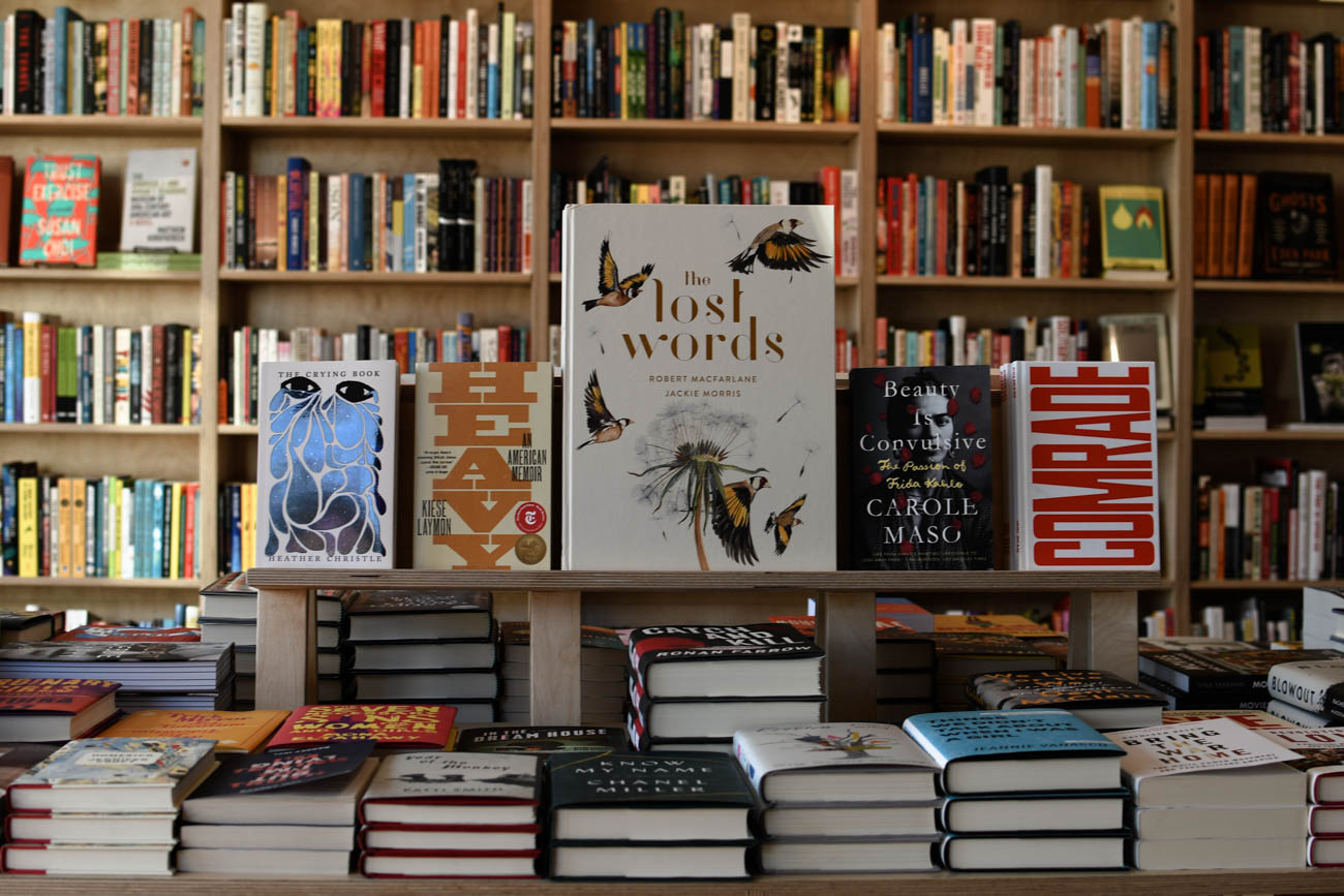 Downbound Books (books) / The shop offers an assortment of notebooks, totes, and gifts along with a great collection of personally selected books by owner Gregory Kornbluth. / ADDRESS: 4139 Apple Street (Northside) / WEBSITE: downboundbooks.com / Image: Shea Renusch // Published: 3.19.20