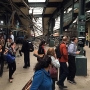 Train crashes at New Jersey station; 1 dead, over 100 injured