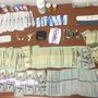 'Drug dealer off the streets;' police find drugs, cash, baggies of cocaine during stop