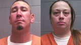 Jasper County couple arrested on animal cruelty charges, one dog died, another recovering
