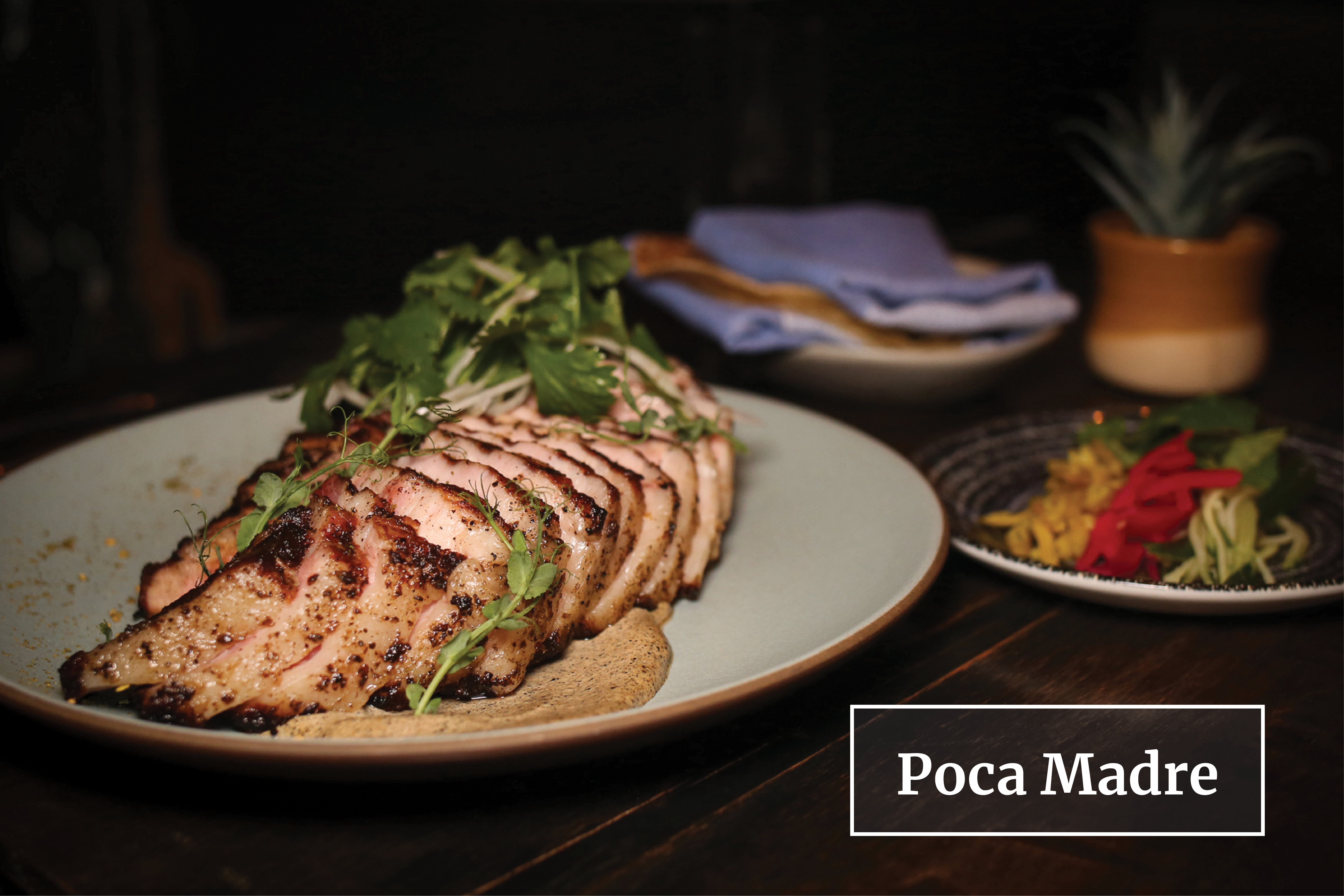 Poca Madre is a finalist for New Restaurant of the Year. (Image: Courtesy Poca Madre)