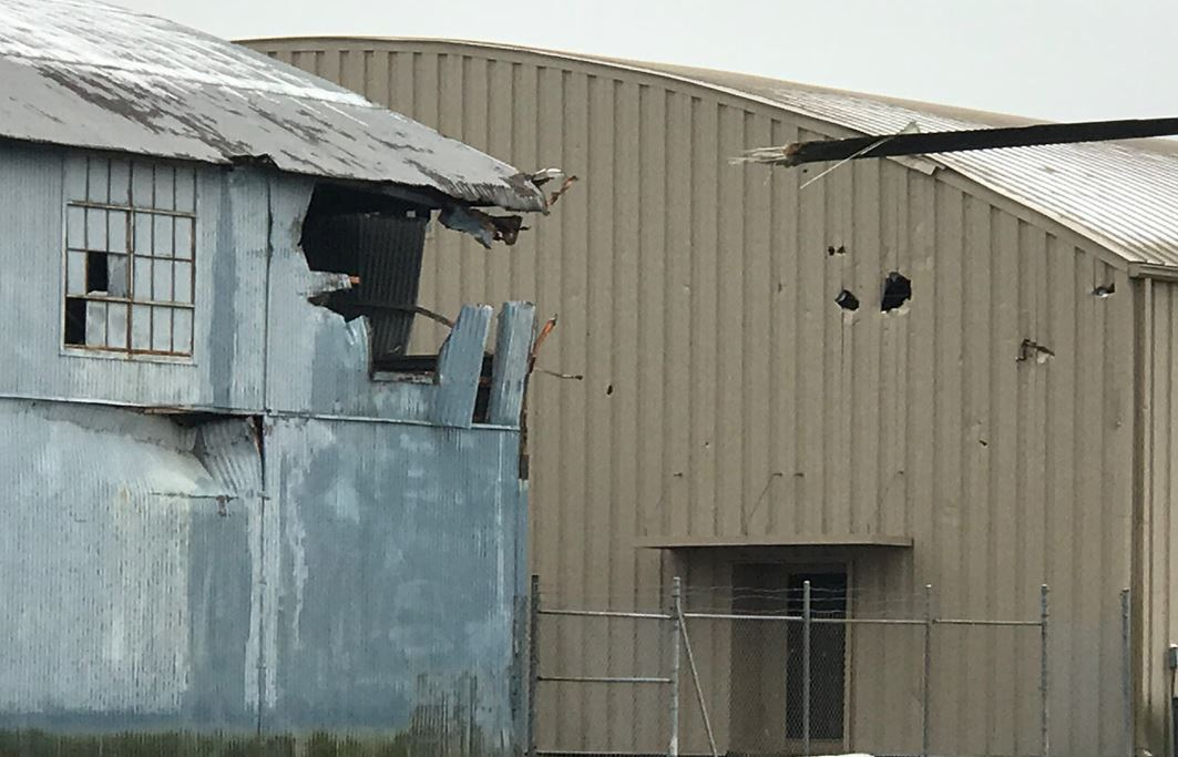 A Centralized Accident Investigation team from the U.S. Army Combat Readiness Center, headquartered at Fort Rucker, Ala., deployed to Beaumont, Texas, to lead the investigation of a CH-47 Chinook helicopter mishap that occurred Dec. 7, which resulted in damage to the aircraft and property on the Jack Brooks Regional Airport.