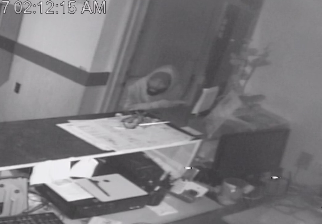 Dayton Police asking for tips in Dragon City break-in (Courtesy: DPD)<p></p>