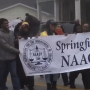 Residents and Community Leaders March In Honor of MLK Junior