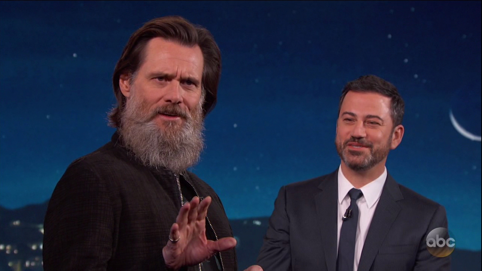 Jim Carrey gains a fresh perspective on life after Hollywood timeout