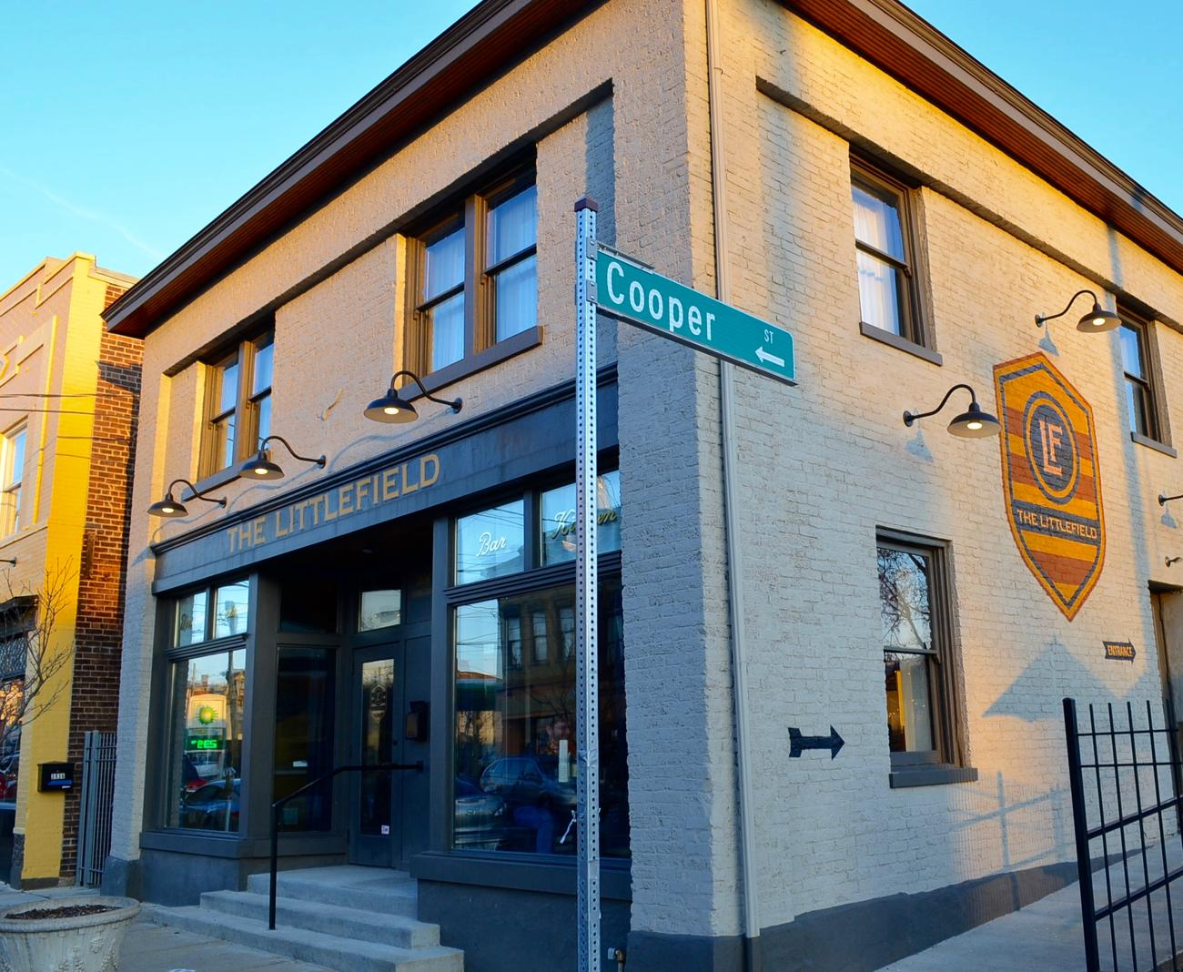 The Littlefield is a bar & restaurant in Northside. ADDRESS: 3934 Spring Grove Ave. 45223 / Image: Leah Zipperstein, Cincinnati Refined // Published: 1.2.17