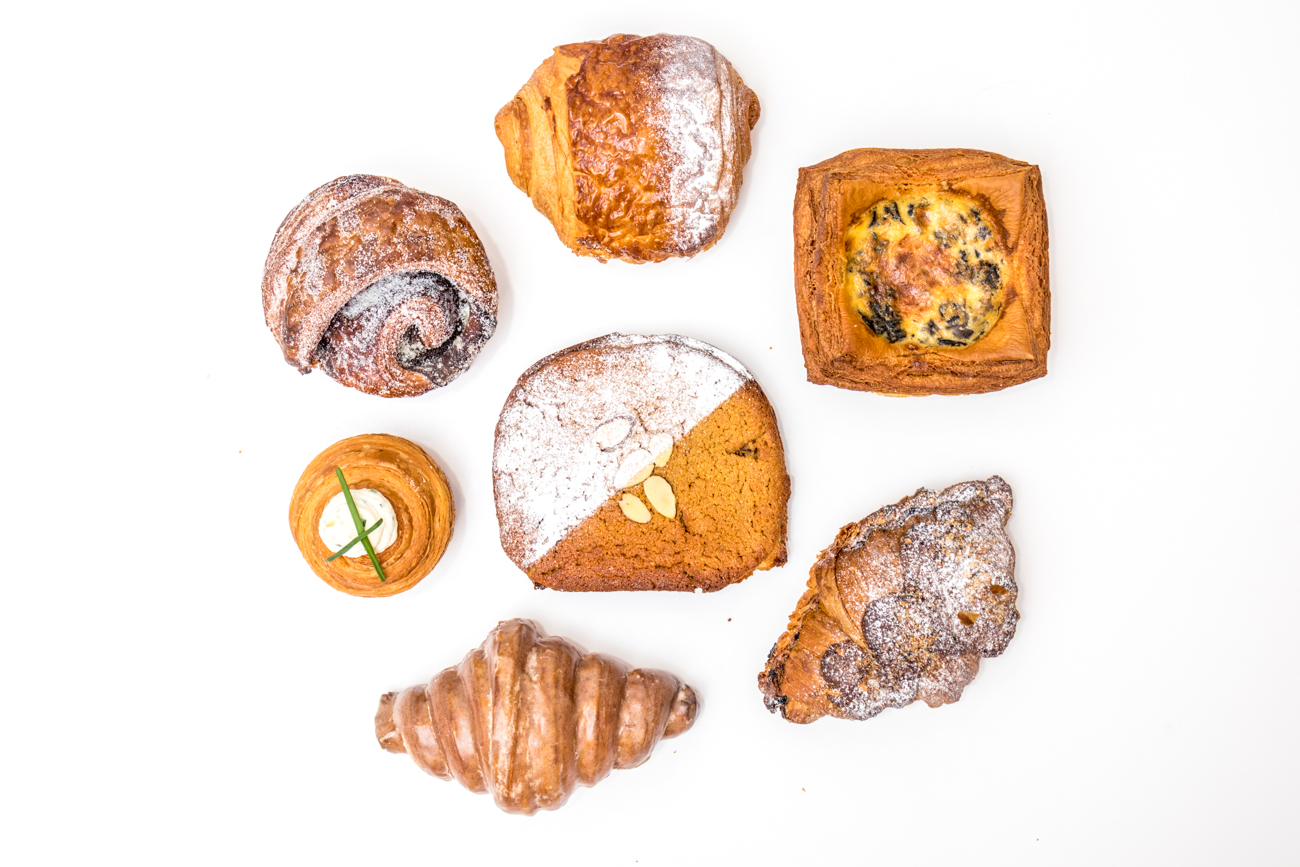 <p>The Ultimate Brunch Pastry Box from the Holiday Market menu / Image: Catherine Viox{&nbsp;}// Published: 12.23.20  </p>