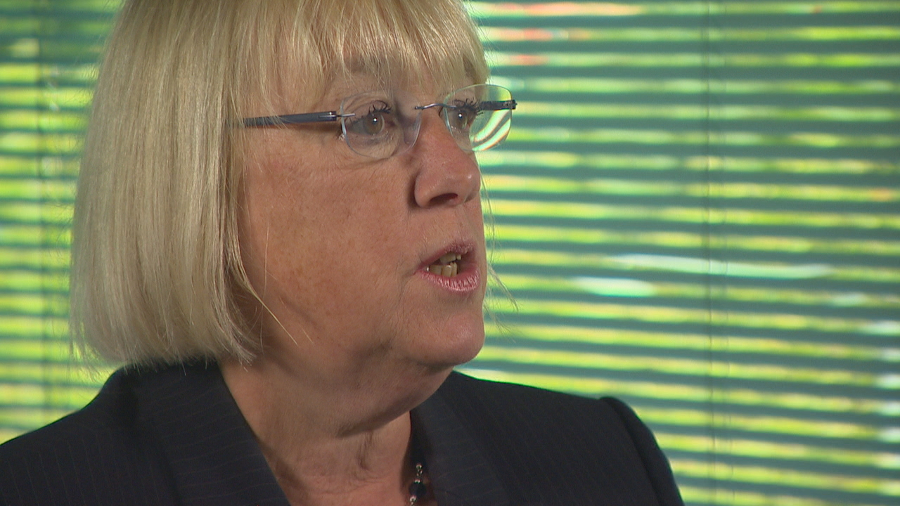 U.S. Sen. Patty Murray, D-Wash., wants the government to do more about sexual assaults on airliners. (KOMO)